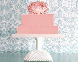 art deco wedding cake stand artdeco cake plate or dessert