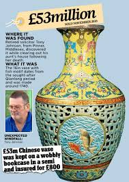Chinese Vases History What A Pot We Got Thought That Chinese Urn On Your Sideboard Was
