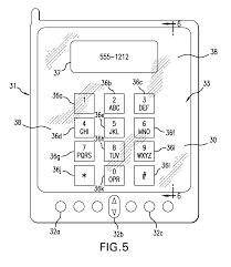 patent us7808488 method and apparatus for providing tactile patent drawing