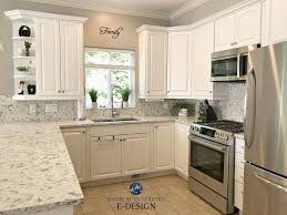 white kitchen cabinets refinishing e design an oak cabinet makeover with white dove m