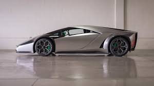 future lamborghini this wild 1 5 million lamborghini redesign comes from japan and