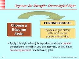 No Job History Resume by Strategies In The Job Search Process Ppt Download