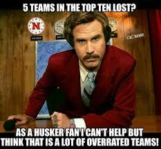 Nebraska Football Memes - 56 best nebraska cornhuskers images on pinterest nebraska