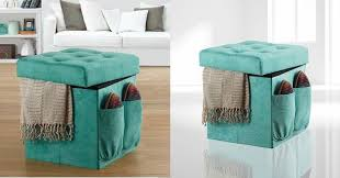bed bath and beyond ottoman anthology folding ottomans just 4 99 at bed bath beyond