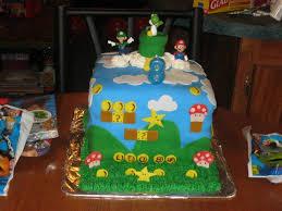 mario cakes mario bros cake i made for my s birthday