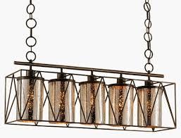 Rectangular Iron Chandelier Mercury Glass And Iron Chandeliers The Designer Insider