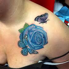 gettattoosideas com pleasant butterfly shoulder tattoos 9 Ꮖภk