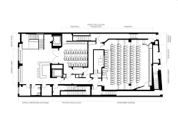 Multiplex Floor Plans Caliper Studio Nitehawk Cinema And Apartments Brooklyn