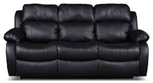 black leather reclining sofa 11 with black leather reclining sofa