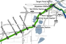Light Rail Map Minneapolis Southwest Lrt Proposal Rumbles Into U0027near Death Experience
