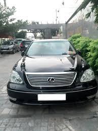xe lexus nhap khau cần bán xe lexus ls 430 đời 2005 màu đen nhập khẩu chính hãng