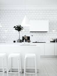 cuisine sol blanc carrelage cuisine blanc carrelage cuisine sol blanc et noir