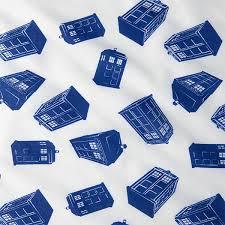 Dr Who Duvet Doctor Who Tardis Bedding Thinkgeek