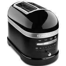 tostapane kitchenaid prezzo aid 5kmt2204eob tostapane artisan 2 scomparti nero onice