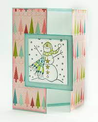 christmas card scrapbook com cardmaking and tag ideas