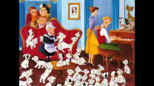 101 dalmatians movie 1961 theme song