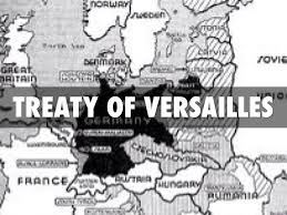 Versailles France Map by Treaty Of Versailles By Kendy Gonzalez Salas
