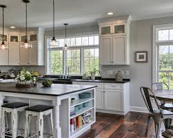 farmhouse kitchen ideas how to choose the shades to coat your kitchen walls
