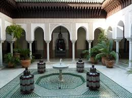 design inspiration u2013 indoor courtyard inspired by morocco and