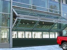 garage glass doors bi fold garage doors vertical u2014 the better garages garage