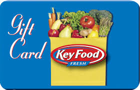 food gift cards key food