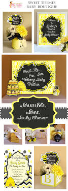 bee baby shower best 25 bee baby showers ideas on bee party to