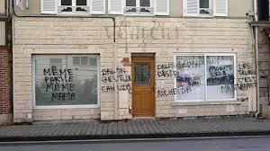 au bureau chalons en chagne la façade de la section du parti socialiste de châlons en chagne
