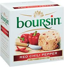 boursin cuisine light boursin chili pepper gournay cheese amazon com grocery