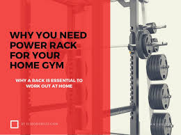 Bench For Power Rack Why You Need Power Rack For Your Home Gym Buyer U0027s Guide