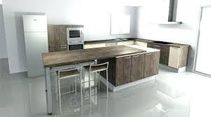 construire une cuisine construire ilot cuisine cuisine comment construire un ilot de