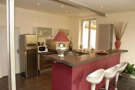 deco loft americain decoration interieur salon cuisine 2017 et modele de cuisine