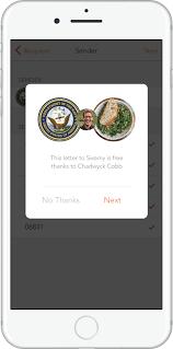 sandboxx military social network