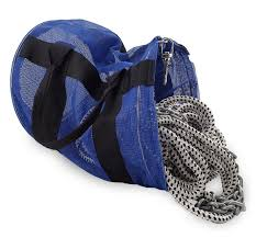 amazon com norestar mesh anchor and chain bag for boat
