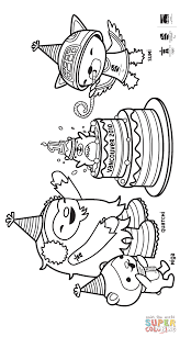 vancouver olympic mascots 2010 coloring page free printable