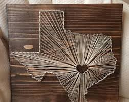 custom two states countries string art sign 2 state wall art