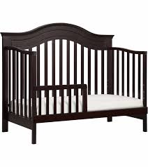 Crib Converts To Toddler Bed Babyletto Brook 4 In 1 Convertible Crib Toddler Bed Conversion