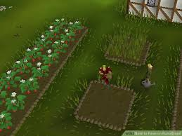 Fruit Trees Runescape - how to farm on runescape 8 steps with pictures wikihow