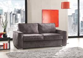 canap convertible rapido cuir canape convertible rapido 140cm antibes couchage quotidien cuir ou
