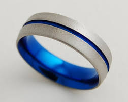 mens titanium wedding ring titanium rings by romasbanaitis on etsy