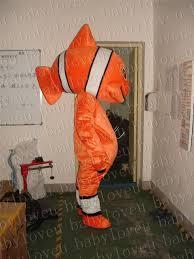 Halloween Costumes Dinosaur Aliexpress Buy Clown Fish Mascot Costume Fursuit