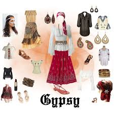 Ball Chain Halloween Costume 25 Gypsy Costume Ideas Gypsy Hairstyles