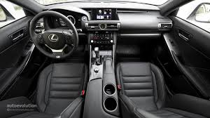 lexus wagon interior lexus is 300h f sport review autoevolution