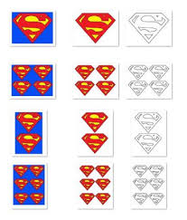 large printable superman logo download u0027ll
