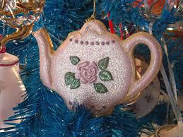 tea with friends a new tea themed christmas tree
