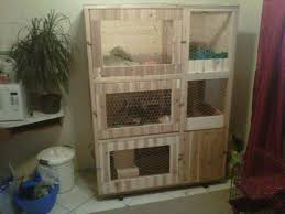 Homemade Rabbit Hutch Ur Homemade Cages Rabbits Online