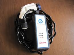 nissan leaf level 1 charger used nissan leaf chargers u0026 service equipment for sale