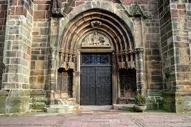 free photo door church ornament input facade church door max pixel