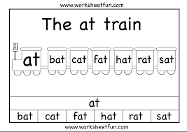 ideas of free word family worksheets on free download