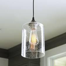 glass pendant light shades can light adapter seeded glass pendant glass pendant shades