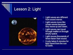 does light travel faster than sound images Sound and light chapter ppt video online download jpg